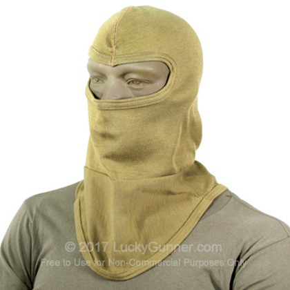Large image of Tactical Balaclava from BlackHawk For Sale Online Now! - Coyote Tan
