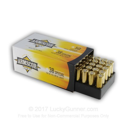 Image 3 of Armscor .38 Special Ammo