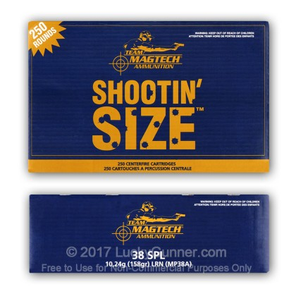 Image 11 of Magtech .38 Special Ammo