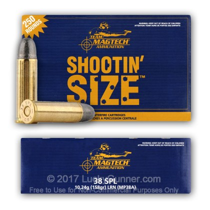 Image 9 of Magtech .38 Special Ammo