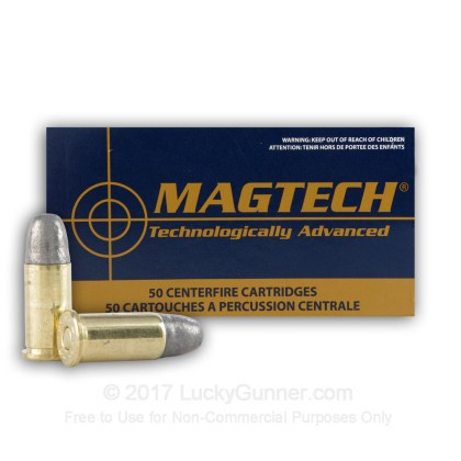 Image 2 of Magtech .38 Special Ammo