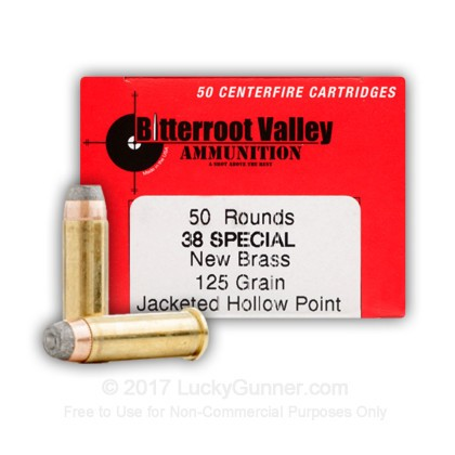 Image 1 of BVAC .38 Special Ammo