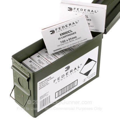 Image 2 of Federal .308 (7.62X51) Ammo