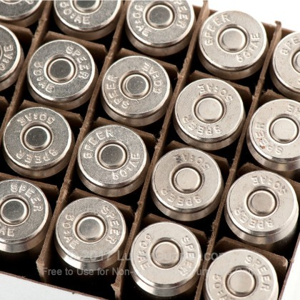 Image 8 of Speer .50 Action Express Ammo