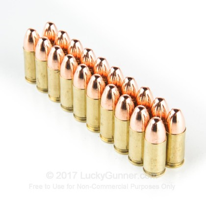 Image 4 of American Quality Ammunition 9mm Luger (9x19) Ammo