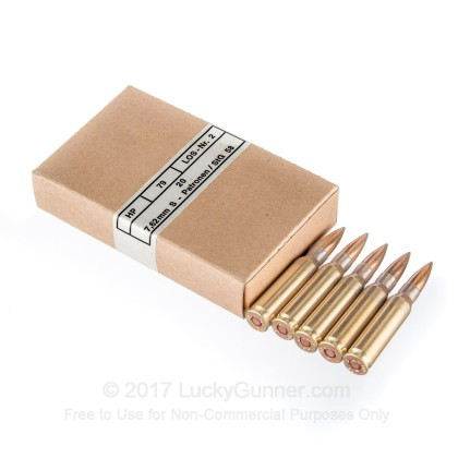 Image 3 of Hirtenberger .308 (7.62X51) Ammo