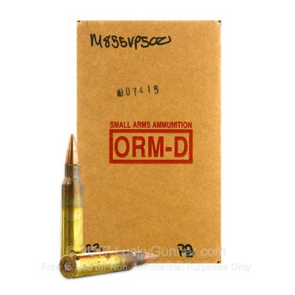 Image 2 of American Quality Ammunition 5.56x45mm Ammo