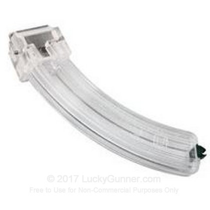 Large image of Champion 10/22 Steel Lips High Capacity Polymer Magazine For Sale - 25 Rounds