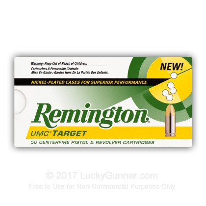 Image 7 of Remington .40 S&W (Smith & Wesson) Ammo