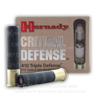 Image 2 of Hornady 410 Gauge Ammo