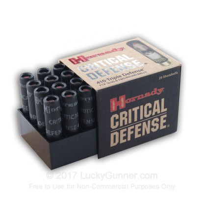 Image 3 of Hornady 410 Gauge Ammo