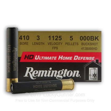 Image 4 of Remington 410 Gauge Ammo