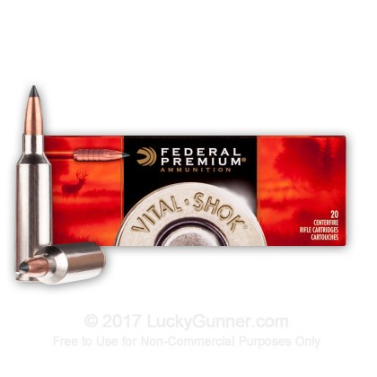 Image 2 of Federal .270 Winchester Short Magnum Ammo