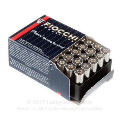 Image 3 of Fiocchi .38 Special Ammo