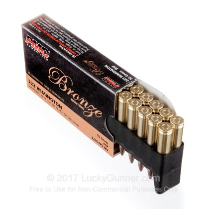 Image 3 of PMC .223 Remington Ammo