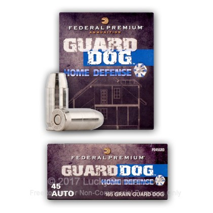 Federal Guard Dog  Acp Review