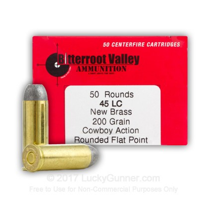 Image 1 of BVAC .45 Long Colt Ammo