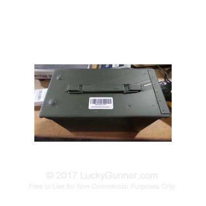 Large image of Cheap Ammo Can For Sale - 50 Cal Metal Can in Stock by Champion - 1 Ammo Can