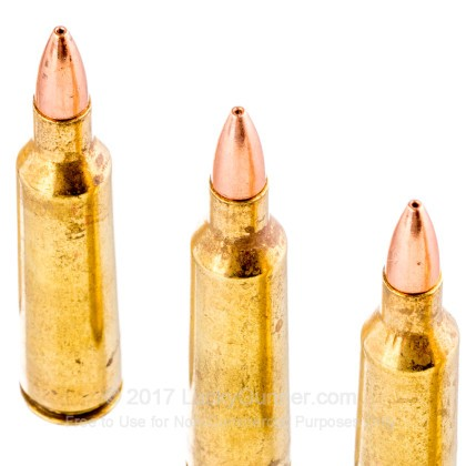 Image 5 of Barnes .22-250 Remington Ammo
