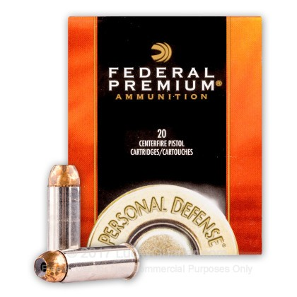 Image 2 of Federal .44 Magnum Ammo