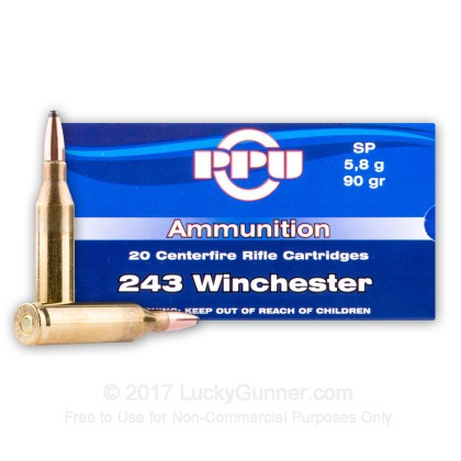 Image 1 of Prvi Partizan .243 Winchester Ammo