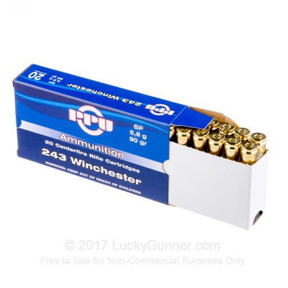 Image 3 of Prvi Partizan .243 Winchester Ammo