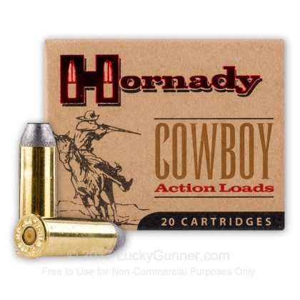 Image 2 of Hornady .44-40 WCF Ammo