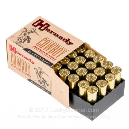 Image 3 of Hornady .44-40 WCF Ammo