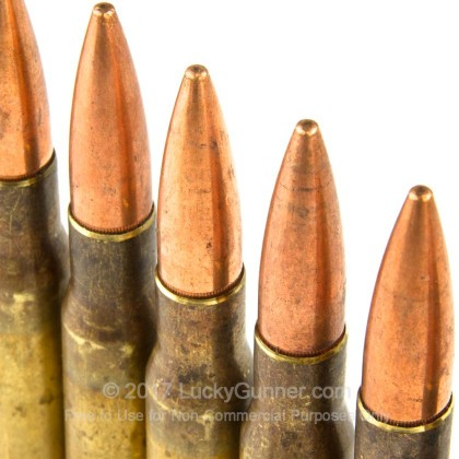 Image 3 of Lake City .50 BMG Ammo