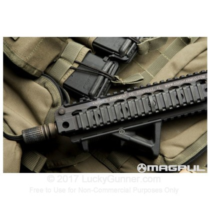 Large image of Magpul - AFG2 - Angled Fore-Grip - Polymer Rifle Foregrip