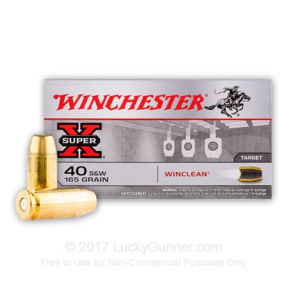 Image 2 of Smith & Wesson .40 S&W (Smith & Wesson) Ammo