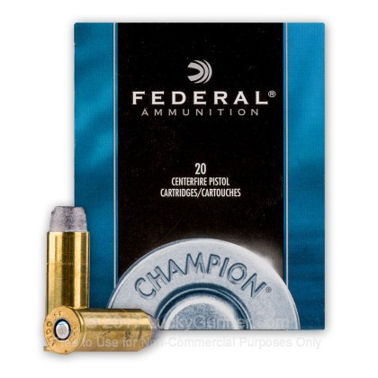 Image 2 of Federal .45 Long Colt Ammo
