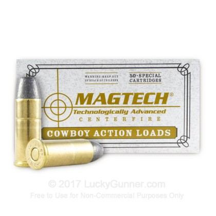 Image 2 of Magtech .44 Special Ammo