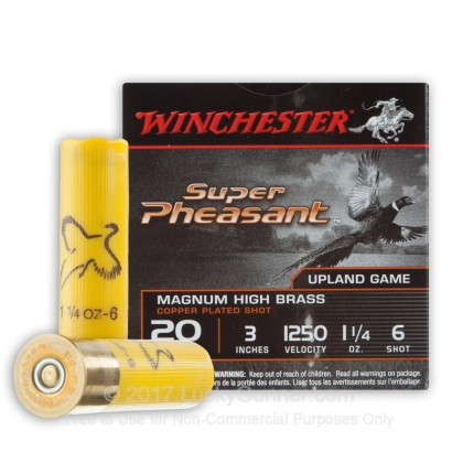 Image 1 of Winchester 20 Gauge Ammo