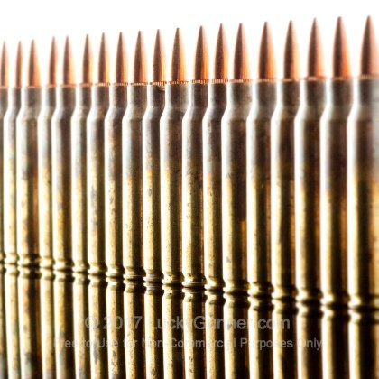 Image 4 of Military Ballistics Industries .223 Remington Ammo