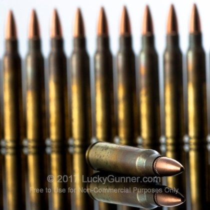 Image 7 of Military Ballistics Industries .223 Remington Ammo