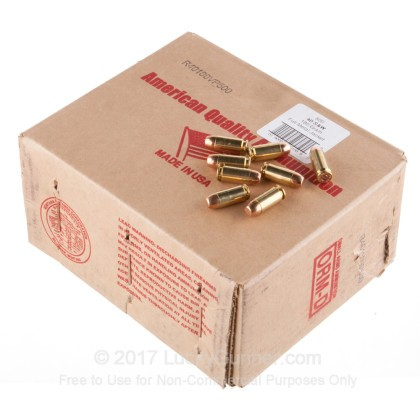 Image 2 of American Quality Ammunition .40 S&W (Smith & Wesson) Ammo