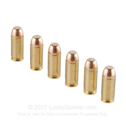 Image 3 of American Quality Ammunition .40 S&W (Smith & Wesson) Ammo