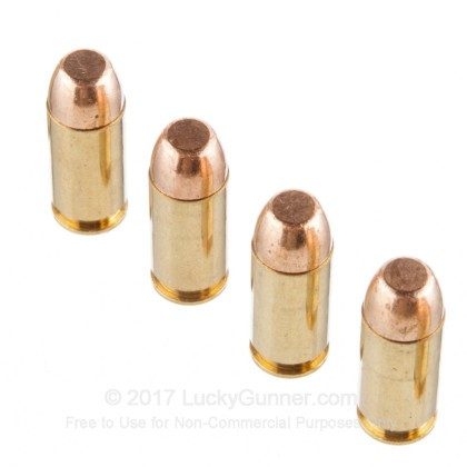 Image 4 of American Quality Ammunition .40 S&W (Smith & Wesson) Ammo