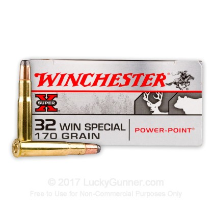 Image 1 of Winchester .32 Winchester Special Ammo