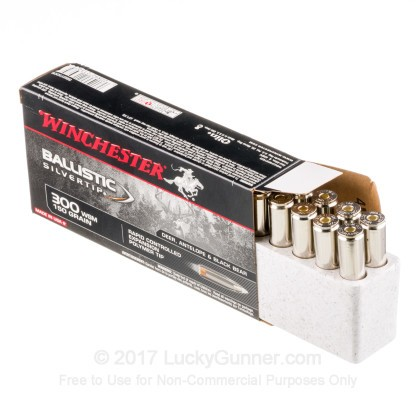 Image 3 of Winchester 300 Winchester Short Magnum Ammo