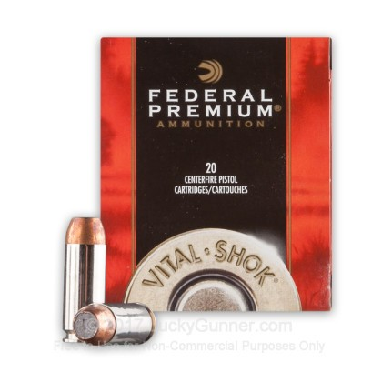 Image 2 of Federal 10mm Auto Ammo