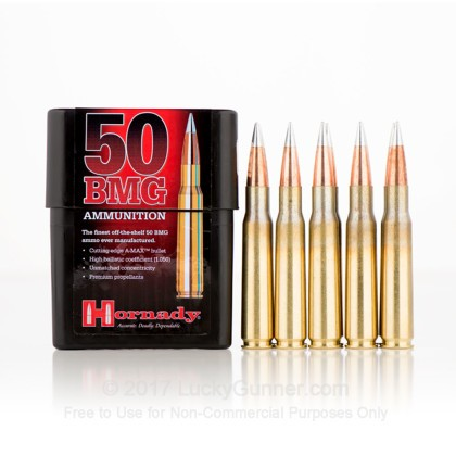 Image 9 of Hornady .50 BMG Ammo