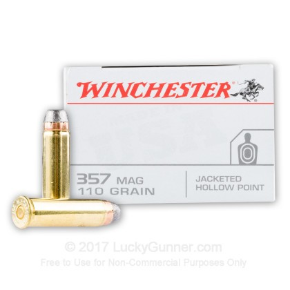 Image 2 of Winchester .357 Magnum Ammo