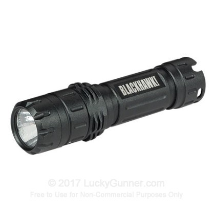 Large image of Flashlight - Night Ops Ally Compact L-2A2 - 150 Lumens - Black - Blackhawk For Sale