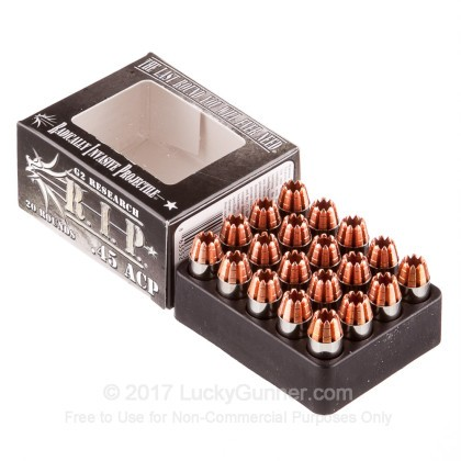 Image 3 of G2 Research .45 ACP (Auto) Ammo