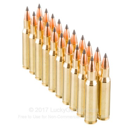 Image 4 of Nosler Ammunition .222 Remington Ammo