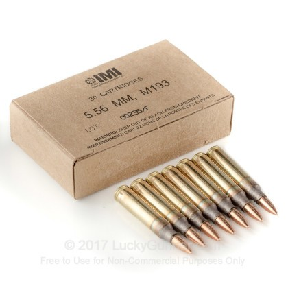 Image 2 of Israeli Military Industries 5.56x45mm Ammo