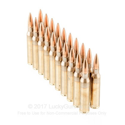 Image 4 of Remington .338 Lapua Magnum Ammo