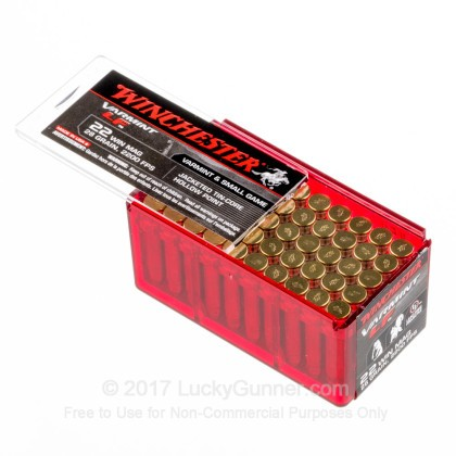 Image 3 of Winchester .22 Magnum (WMR) Ammo